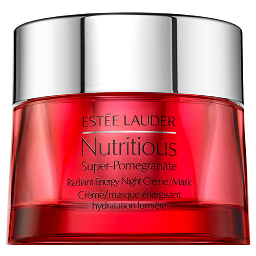 Estée Lauder Nutritious Super-Pomegranate Radiant Energy Night Crème/Mask by Estee Lauder