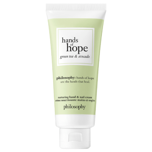 philosophy hands of hope green tea & avocado hand cream 30ml by philosophy