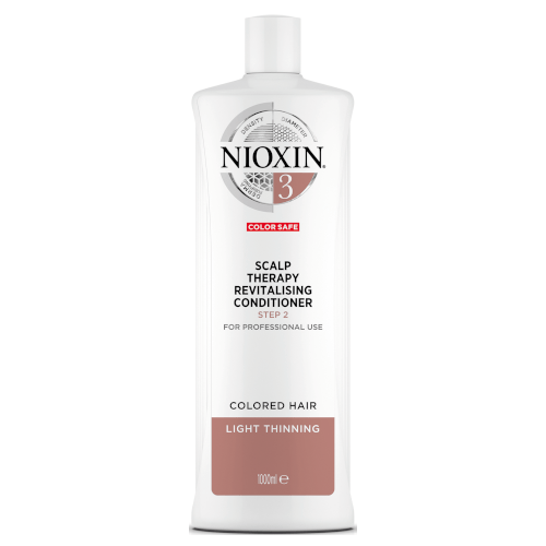Nioxin 3D System 3 Scalp Therapy Revitalizing Conditioner - 1000ML