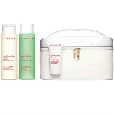 Clarins Daily Essentials Set - Combination or Oily Skin by Clarins