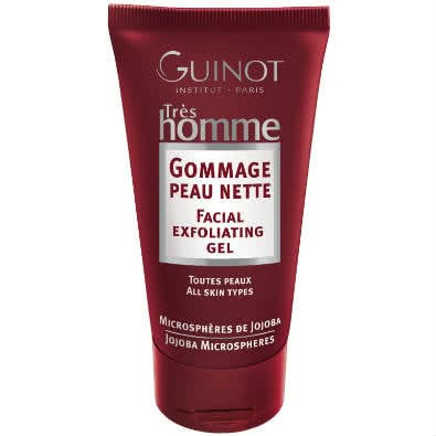 Guinot Facial Exfoliating Gel for Men: Gommage Peau Nette