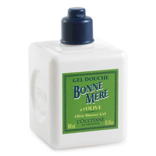 L'Occitane Bonne Mère Stackable Shower Gel - Olive by L'Occitane
