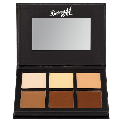 Barry M Chisel Cheeks Contour Cream Palette by Barry M