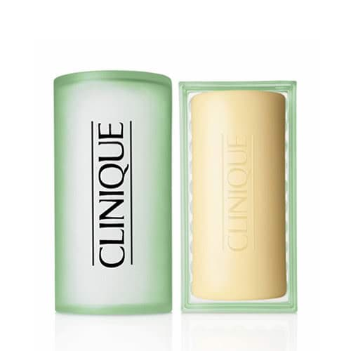 Clinique Facial Soap with Dish - Oily by Clinique color Oily