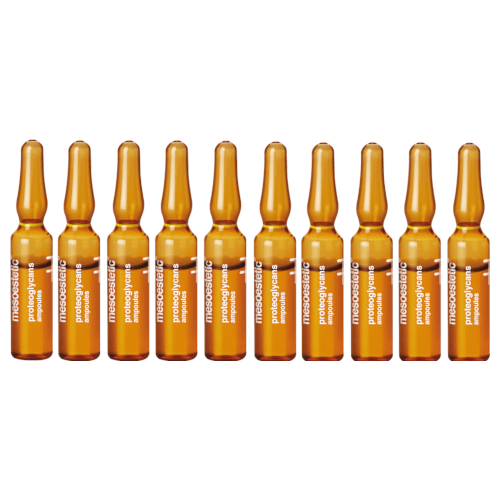 mesoestetic x.prof 053 proteoglycans ampoules 10 x 2ml