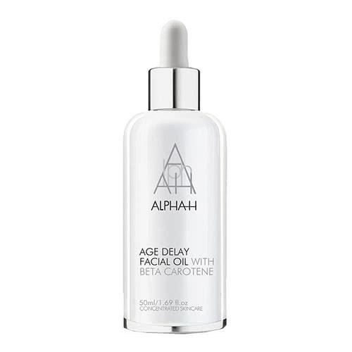 Alpha-H Age Delay Facial Oil with Beta Carotene