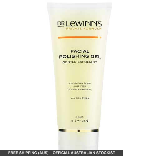 Dr LeWinn's Facial Polishing Gel Gentle Exfoliant 150g by Dr LeWinns