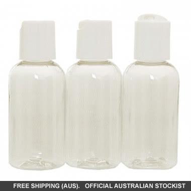 Travel Push-Top Bottle 59ml - Set of 3