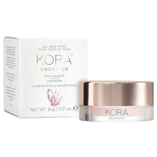 Kora Organics Rose Quartz Luminizer Free Post