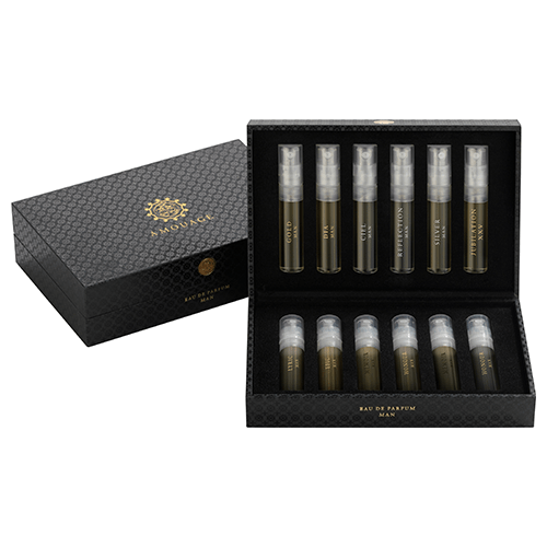 Amouage Men's Sampler 12 Pack