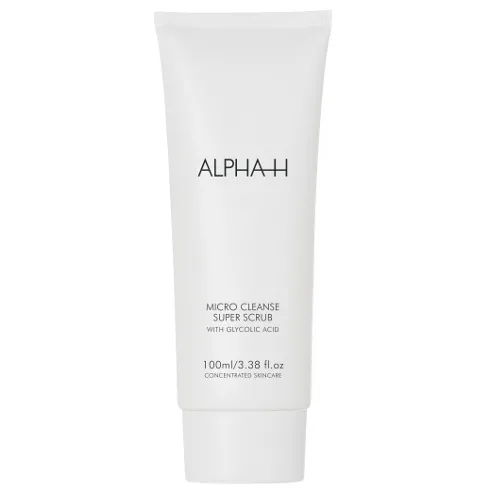 Alpha-H Micro Cleanse Super Scrub 100ml by Alpha-H