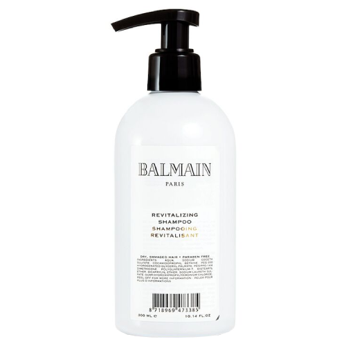 Balmain Paris Revitalizing Shampoo 300ml by Balmain Paris Hair Couture
