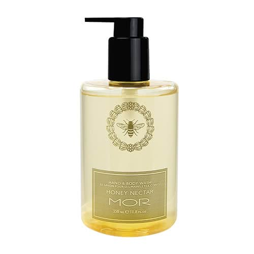 MOR Honey Nectar Hand & Body Wash