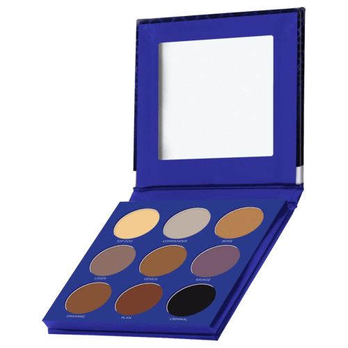 Napoleon Perdis Mastermind Nude Engineering Eye & Face Shadows by Napoleon Perdis