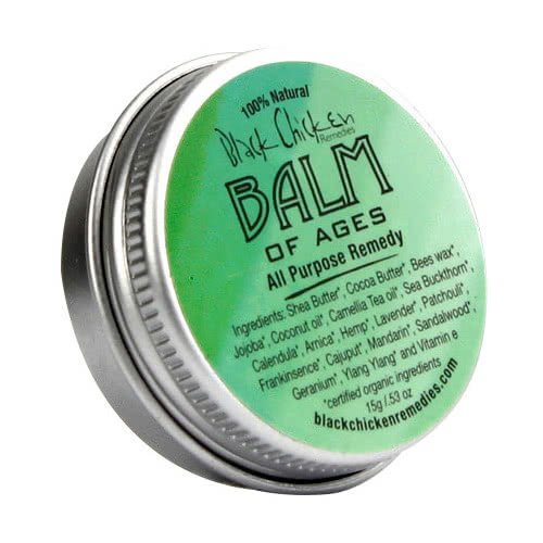 Black Chicken Remedies Balm of Ages Mini