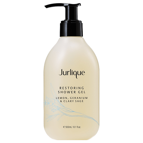 Jurlique Lemon Geranium & Clary Sage Shower Gel