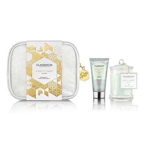 Glasshouse Amalfi Coast Travel Pack by Glasshouse Fragrances