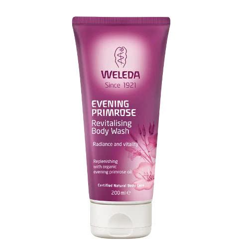 Weleda Evening Primrose Revitalising Body Wash by Weleda