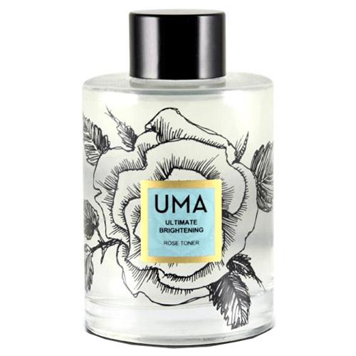 UMA Oils Ultimate Brightening Rose Toner