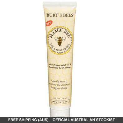 Burt's Bees Mama Bee Leg & Foot Creme by Burts Bees