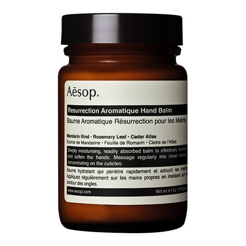Aesop Resurrection Aromatique Hand Balm Jar 120ml