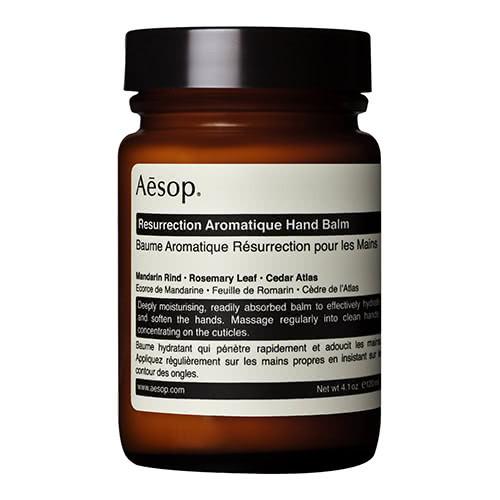 Aesop Resurrection Aromatique Hand Balm Jar 120ml