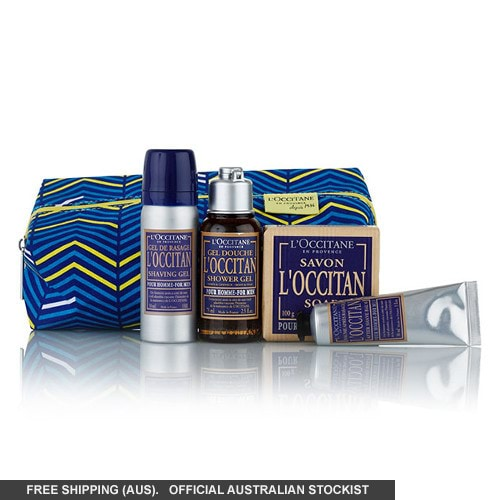 L'Occitane L'Occitan Voyage Collection by loccitane
