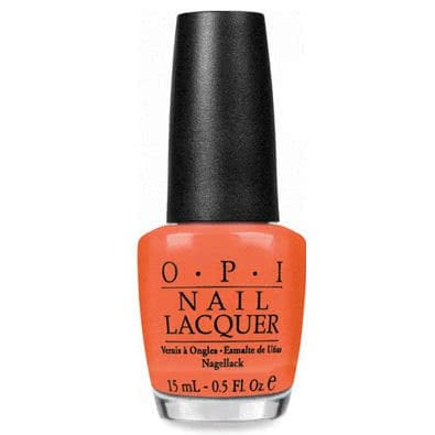 OPI Nail Lacquer - Hong Kong Collection, Hot & Spicy by OPI color Hot & Spicy