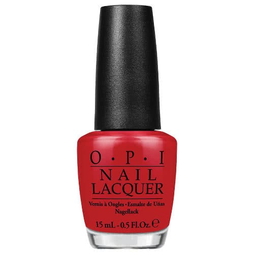 OPI Nail Polish Brazil Collection Red Hot Rio 15ml by OPI