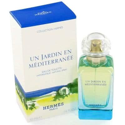 Hermes  Un Jardin en Mediterranee EDT by Hermes