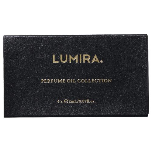 Lumira Perfume Oil Collection x 6 2ml vials by Lumira