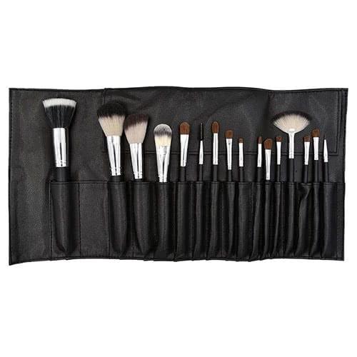 Crown Brush Pro Essentials Brush Set 16pc