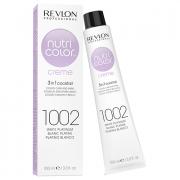 Revlon Professional Nutri Color Crème - 1002 White Platnium 100ml