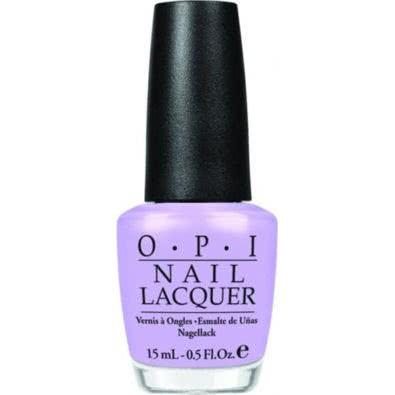 OPI Nail Lacquer - Hong Kong Collection, Lucky Lucky Lavender by OPI color Lucky Lucky Lavender