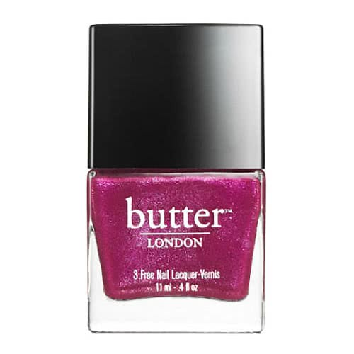 butter LONDON Pistol Pink Nail Polish