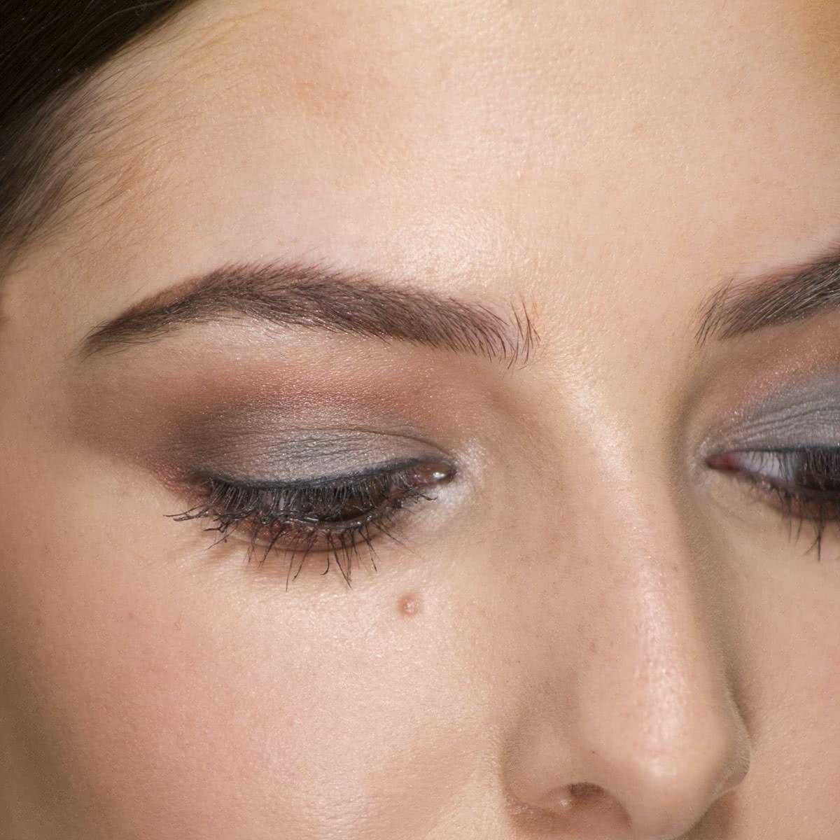 Get The Look: Soft Grey-Bronze Look