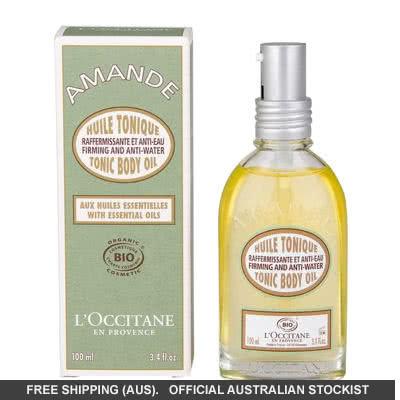 L'Occitane Almond Tonic Body Oil by loccitane
