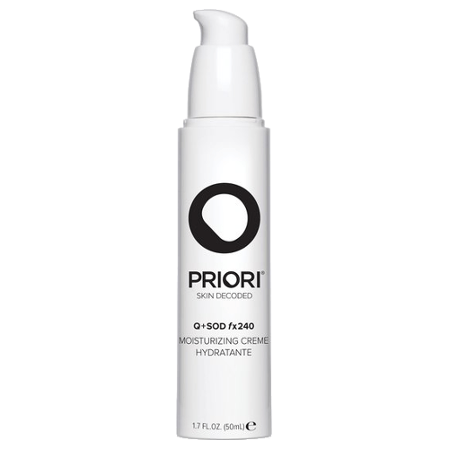 Priori Q+SOD fx240 Moisturizing Crème by PRIORI