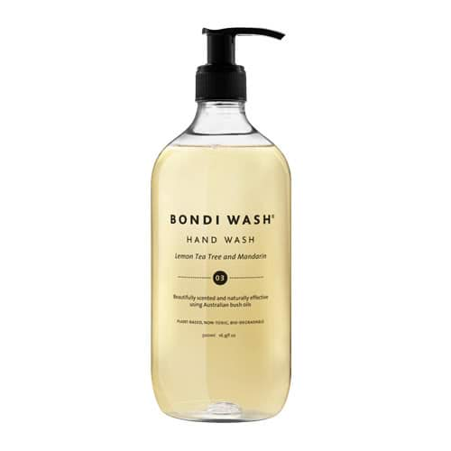 Bondi Wash Hand Wash - Lemon Tea Tree & Mandarin by Bondi Wash