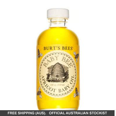 Burt's Bees Baby Bee Nourishing Baby Oil by Burts Bees