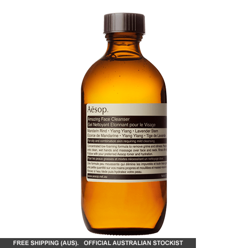 Aesop Amazing Face Cleanser 200ml by Aesop