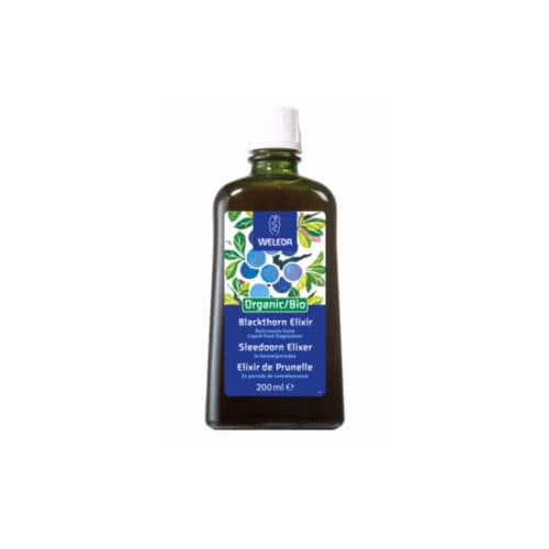 Weleda Organic Blackthorn Elixir