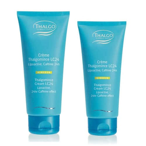 Thalgo Minceur Thalgomince Cream LC24 with Bonus Thalgomince Exfoliator by Thalgo