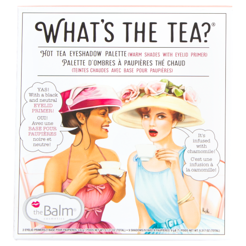 thebalm What's the Tea? Hot Tea by theBalm