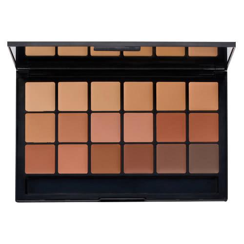 RCMA Makeup 18p VK10  Palette