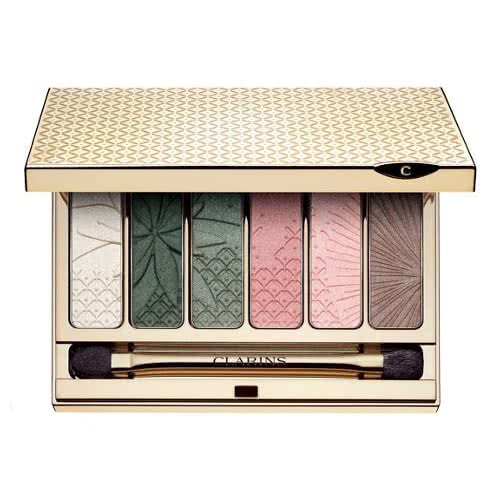 Clarins Garden Escape 6-Colour Limited Edition Eye Palette by Clarins