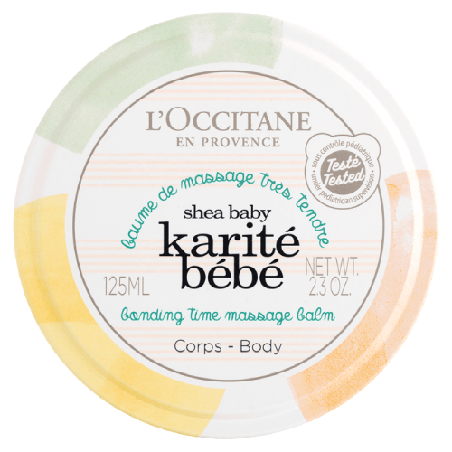 L'Occitane Shea Baby Bonding Time Massage Balm 100ml by undefined