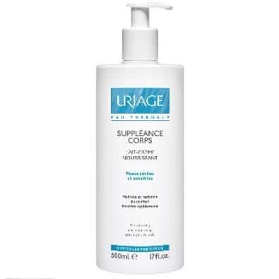 Uriage Suppleance Moisturizing And Nourishing Creamy Body Milk