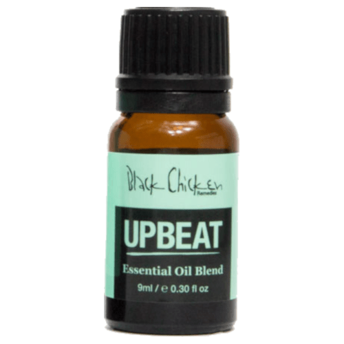 Black Chicken Remedies Upbeat Essential Oil Blend