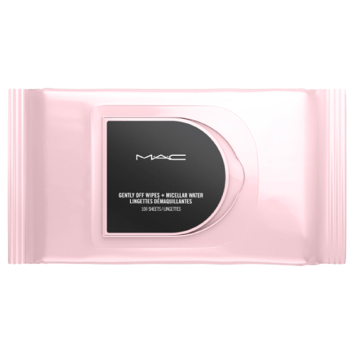 M.A.C Cosmetics Gently Off Wipes + Micellar Water by M.A.C Cosmetics